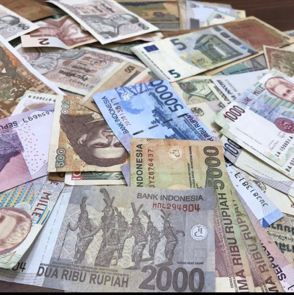 外国紙幣 まとめ
