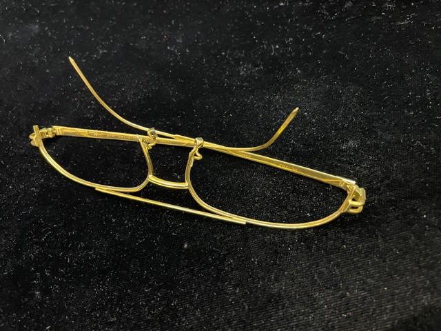 K18 眼鏡フレーム