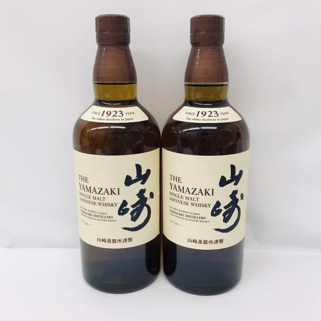 SUNTORY 山崎 ノンエイジ2本