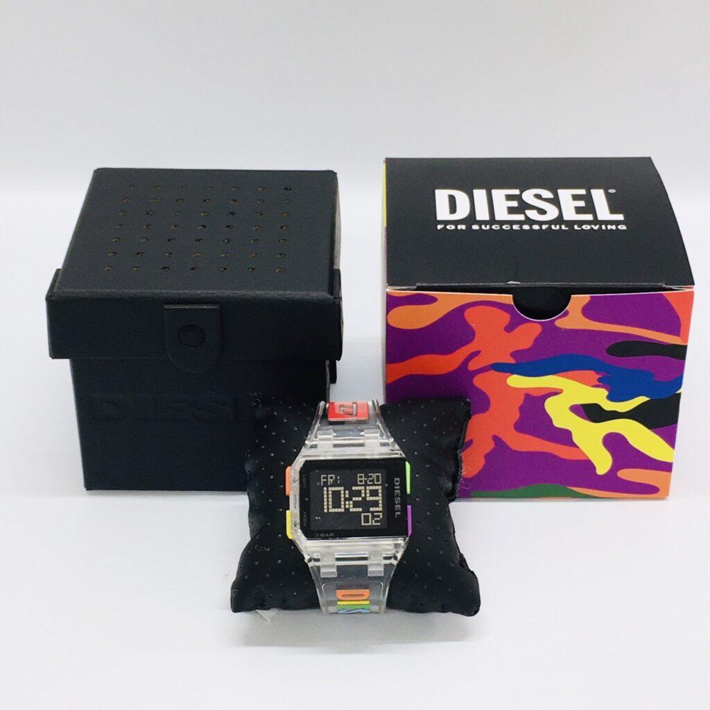 ディーゼル DZ1935 腕時計
