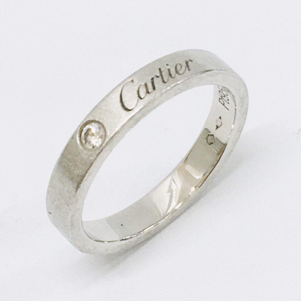 Cartier カルティエ エングレーブリング