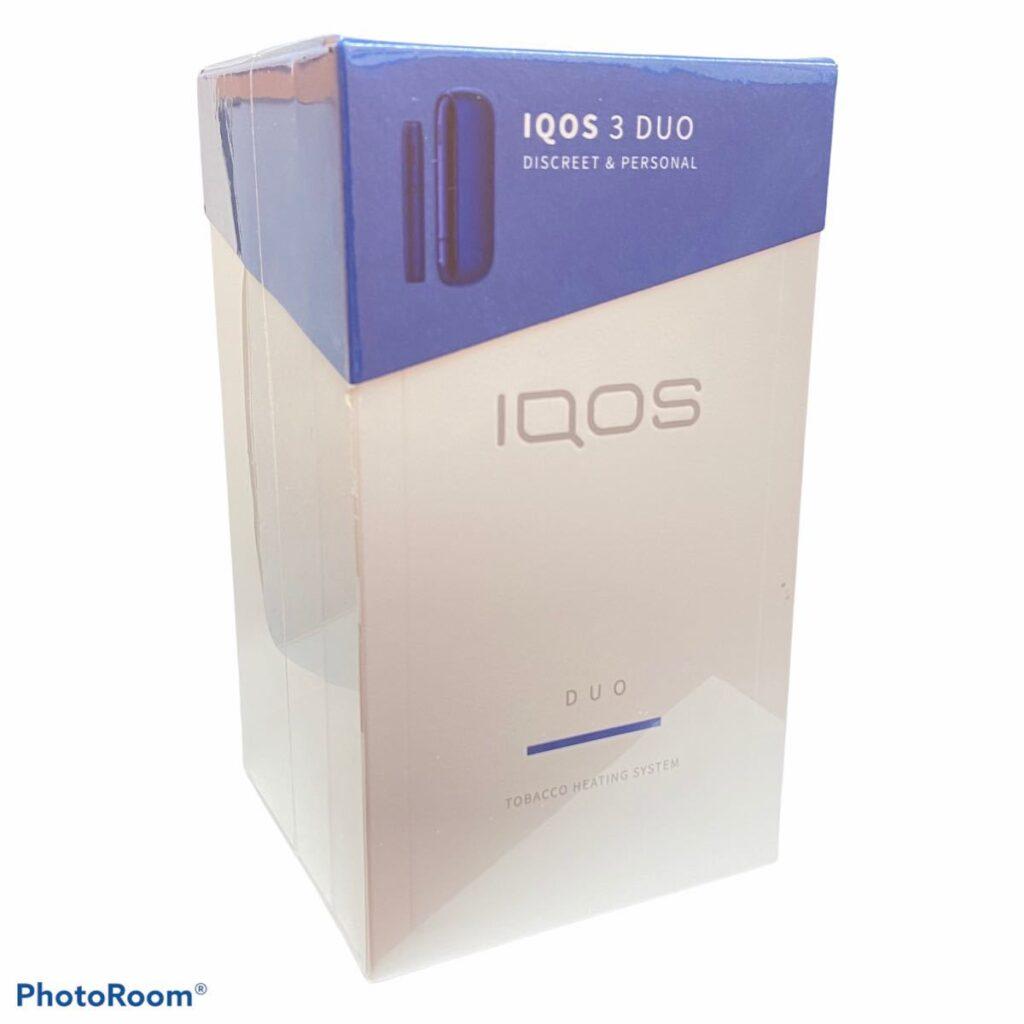 IQOS3 DUO ステラブルー