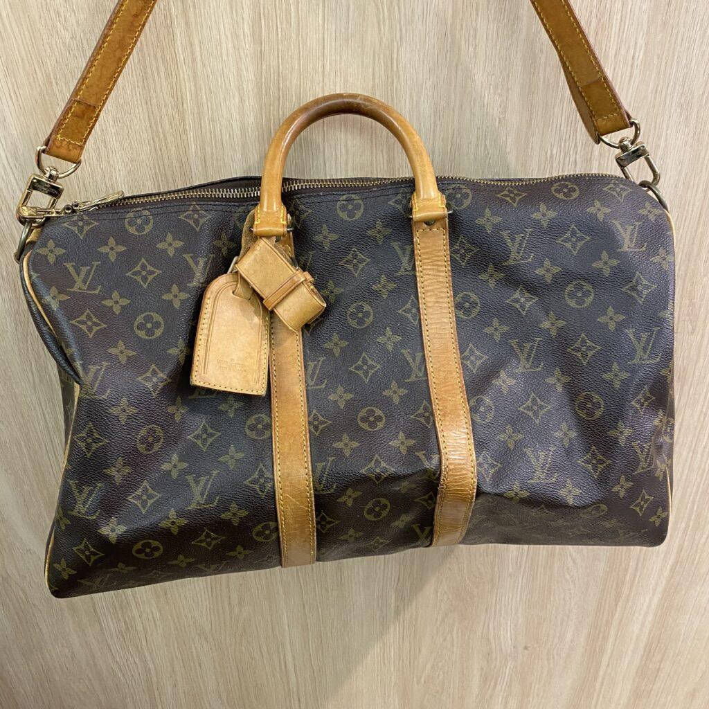 Louis Vuitton ルイヴィトン キーポル45