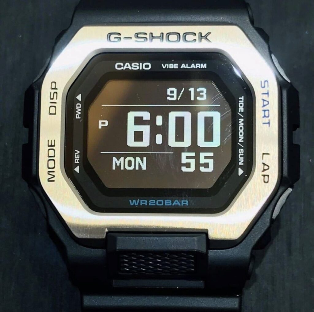 GーSHOCK  GLIDE 腕時計