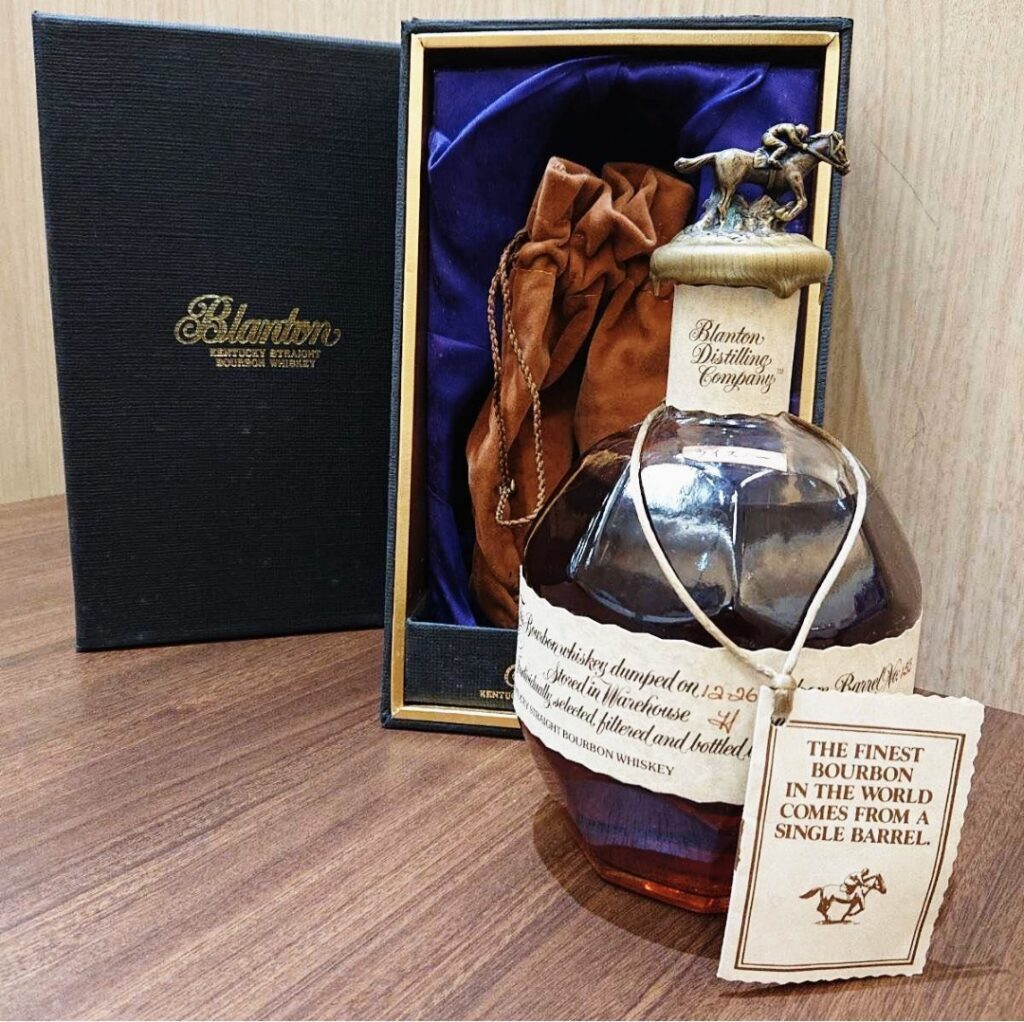 ブラントン バーボンウイスキー シングルバレル 洋酒 プレミアムバーボン
