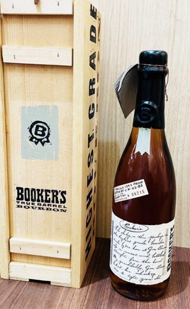 ブッカーズ BOOKER'S クラフトバーボン ウィスキー ブッカー・ノウ グレン モルト