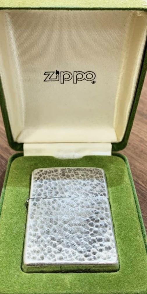 ZIPPO ジッポ スターリングシルバー 銀 喫煙具 タバコ オイルライター