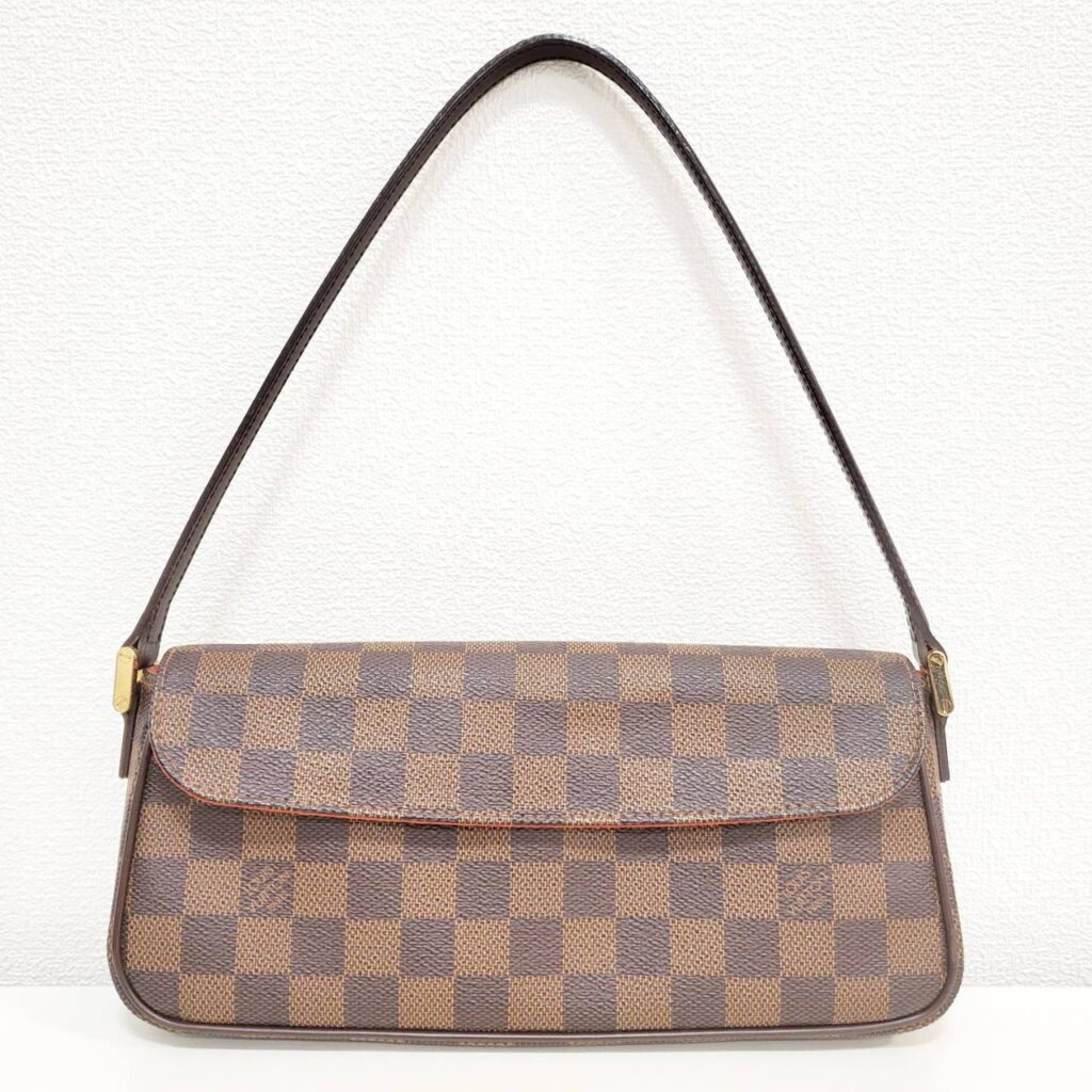 LOUIS VUITTON ルイヴィトン ダミエ レコエータ