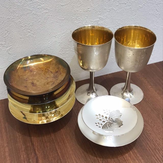 銀杯まとめ シルバー 盃 杯