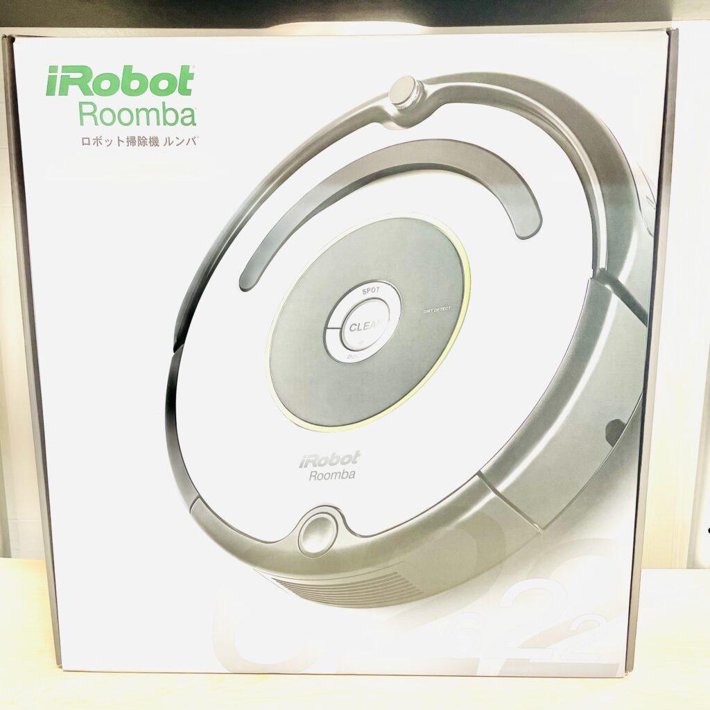 iRobot アイロボット ルンバ 622