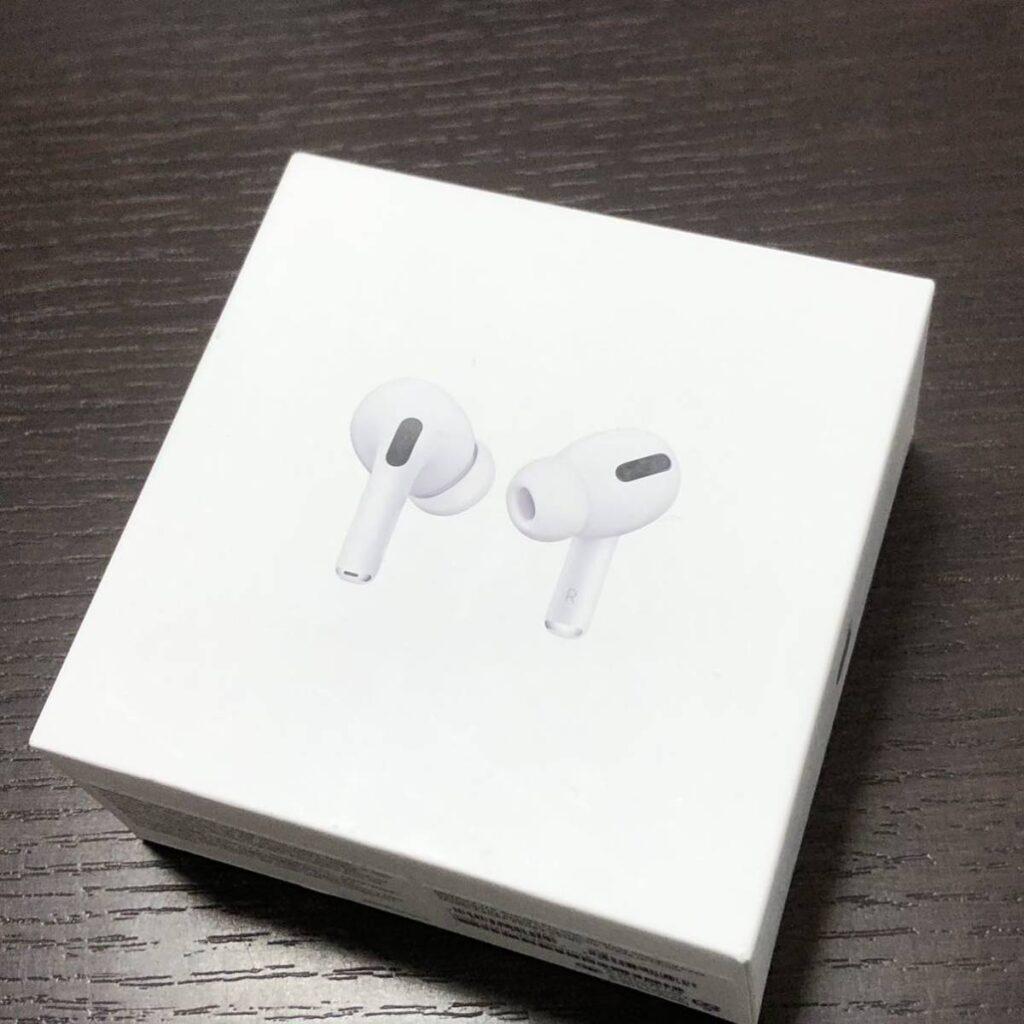 Apple アップル Air Pods Pro エアポッズプロ