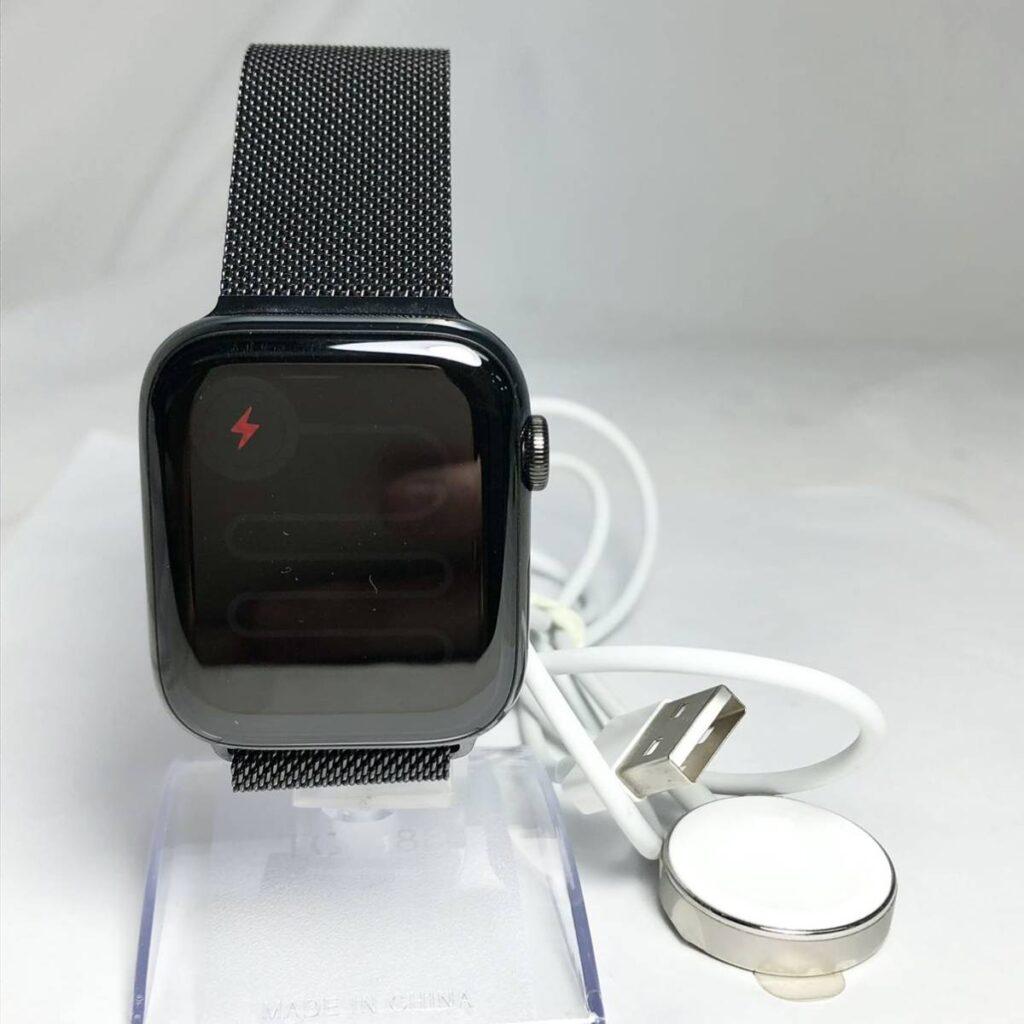 Apple Watch Series 4 サイズ44mm ミラネーゼループ