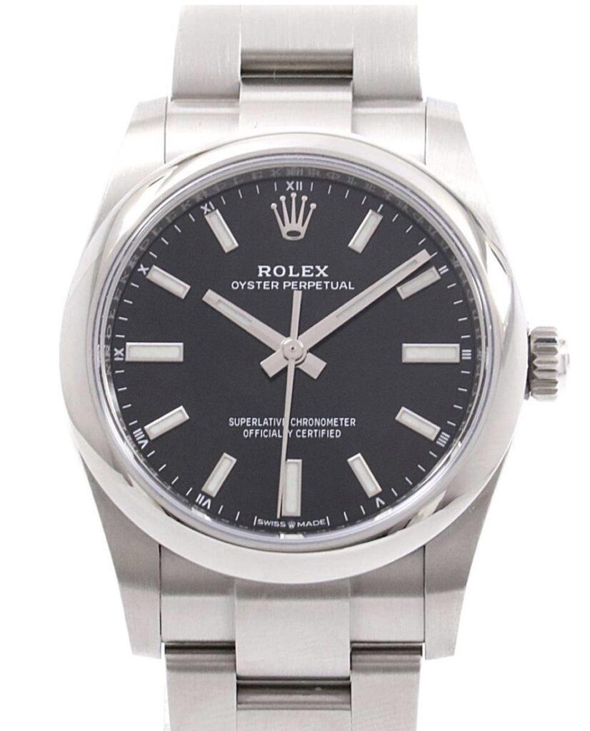 ROLEX オイスターパーペチュアル 124200