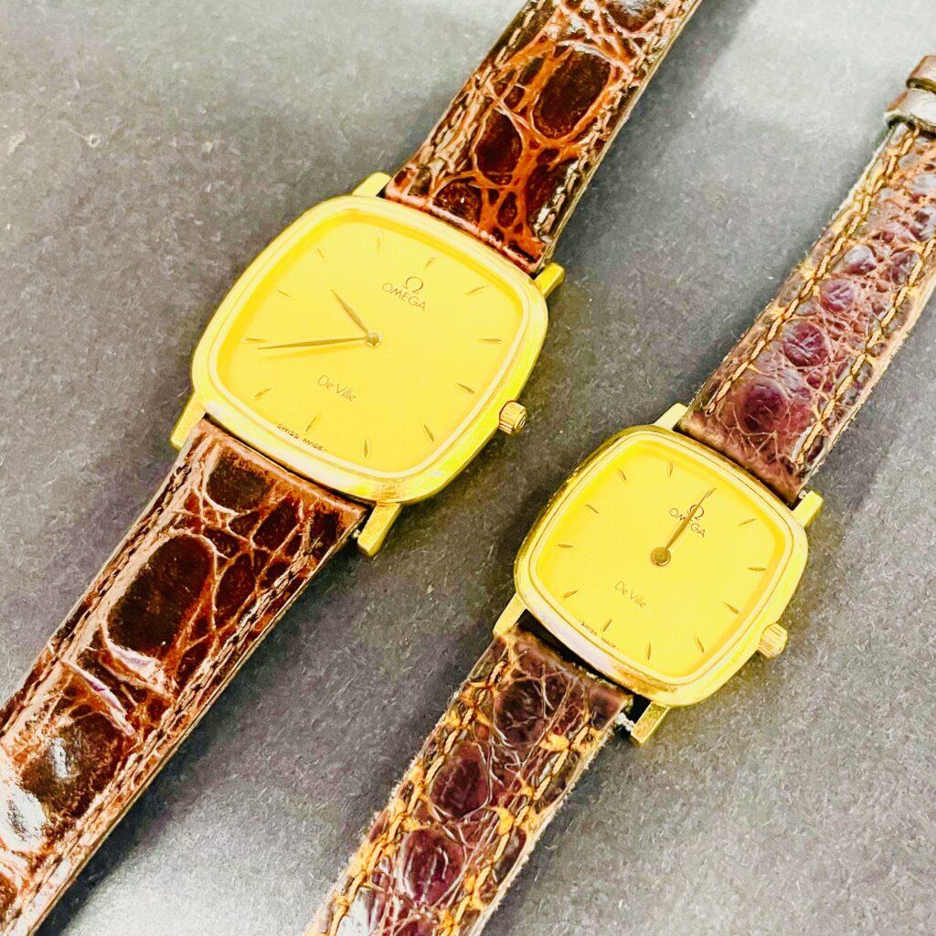OMEGA オメガ デビル 750 腕時計