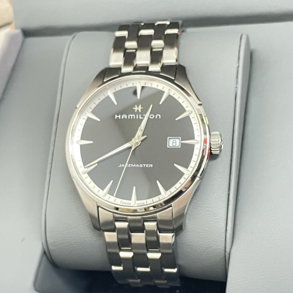 HAMILTON ジャズマスター H324510 メンズ 腕時計