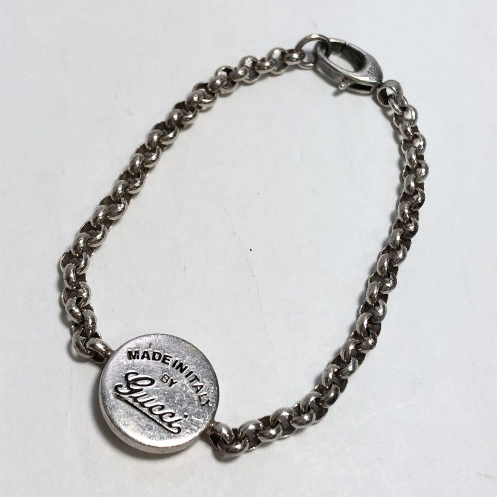 GUCCI silver925 ブレスレット