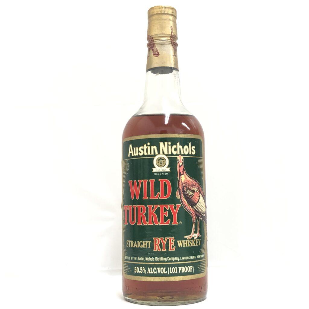 WILD TURKEY RYE(ワイルドターキー ライ) 旧ボトル