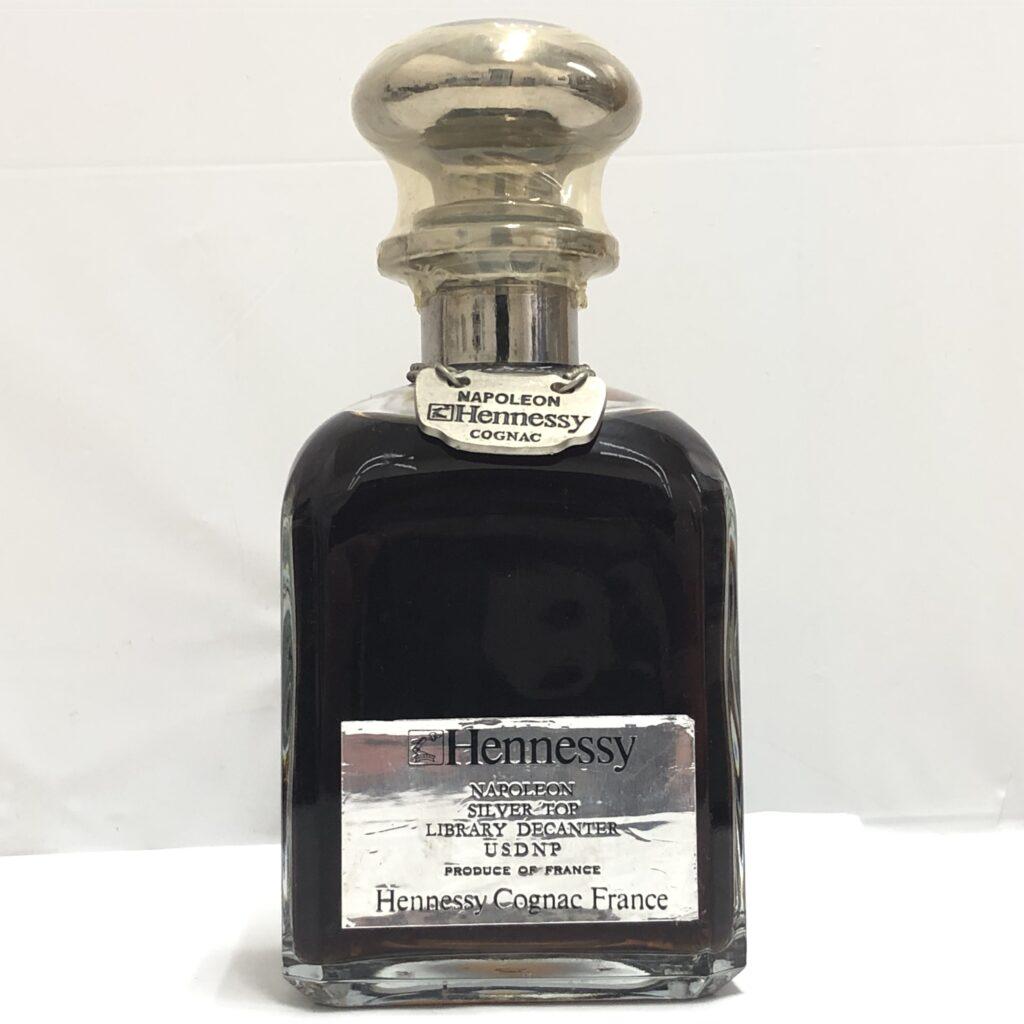 Hennessy NAPOLEON  SILVER TOP ブランデー