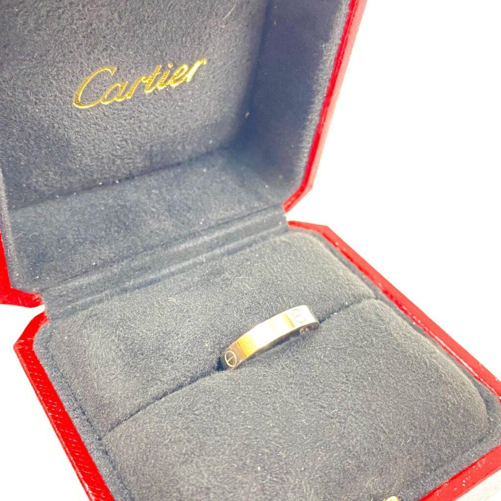 Cartier カルティエ ラブリング