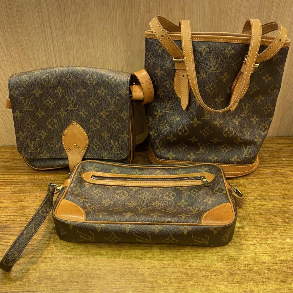 Louis Vuitton バッグ 買取実績