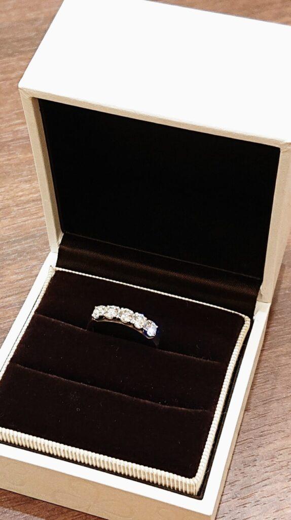 K18 WG 18金 ホワイトゴールド リング 指輪 アクセサリー ジュエリー