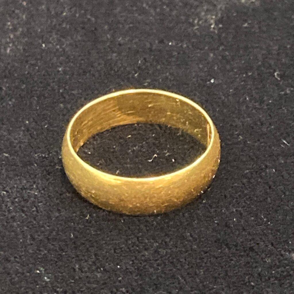 K22 リング 22金指輪