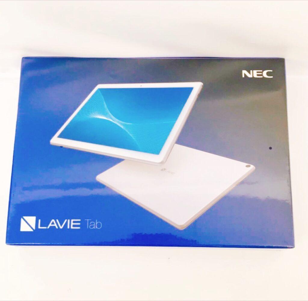 NEC LAVIE Tab E 10FHD1PC-TE710KAW タブレット