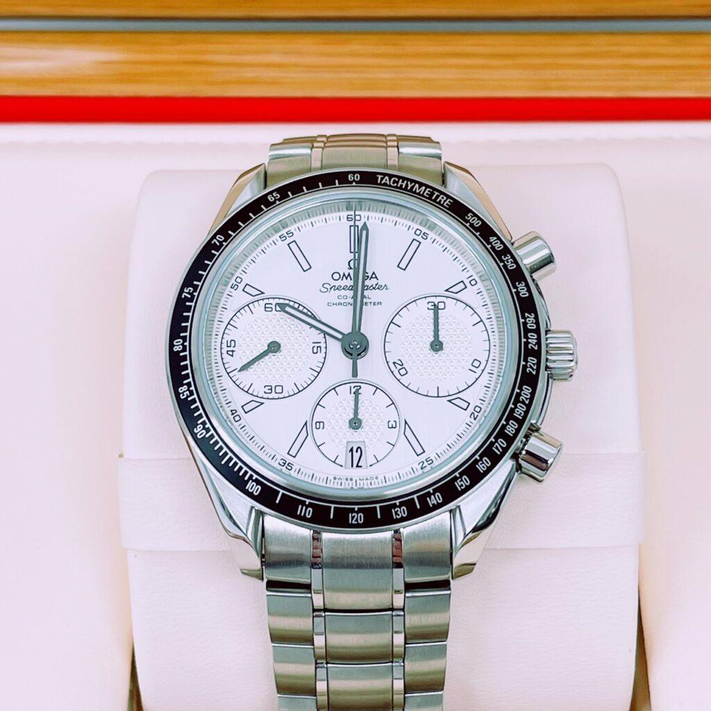 オメガ スピードマスター レーシングクロノグラフ腕時計