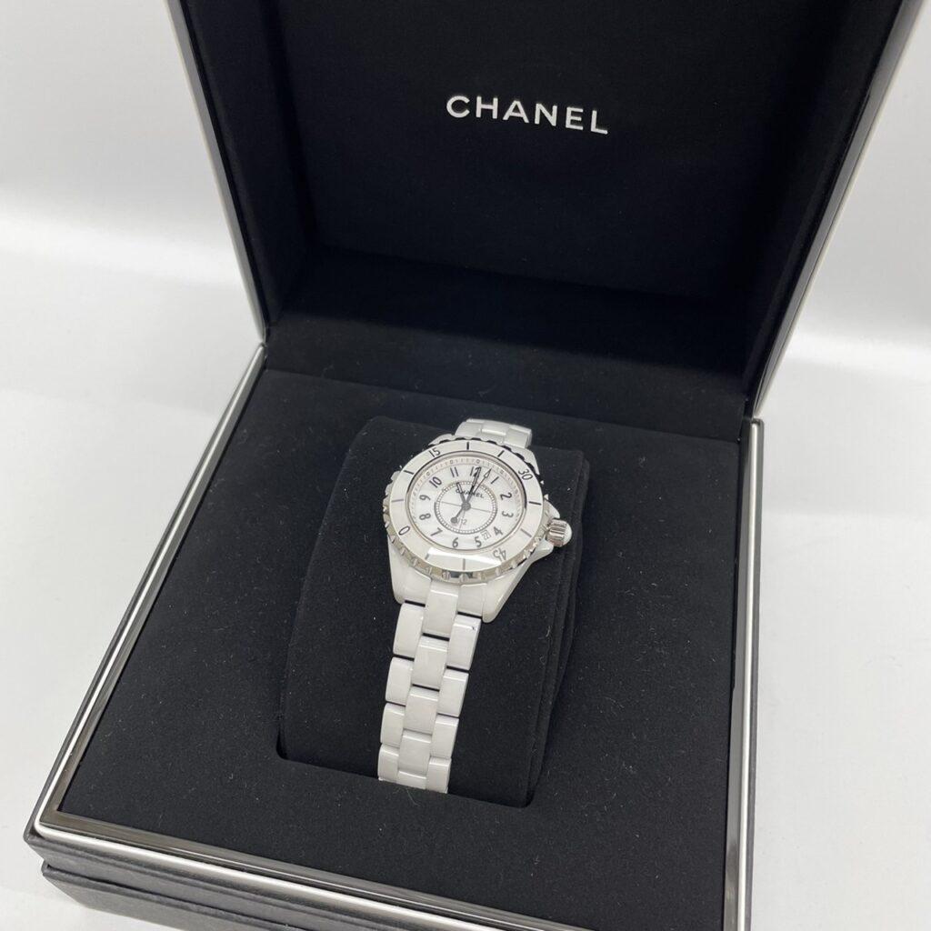 CHANEL J12 レディース腕時計