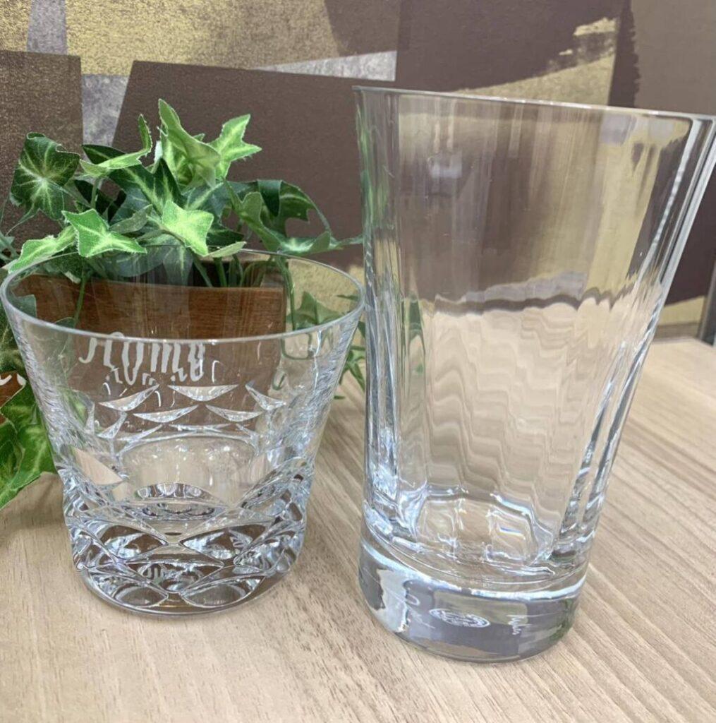 Baccaret バカラ クリスタルグラス