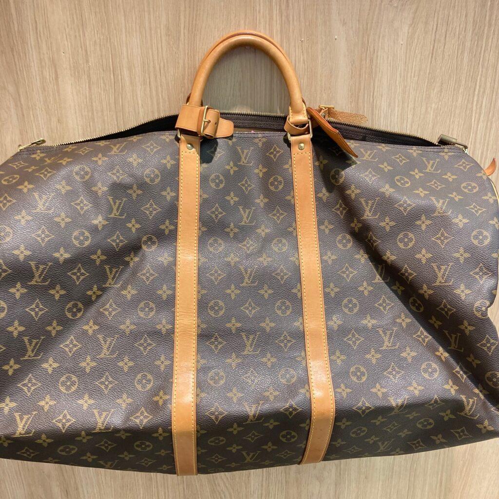 Louis Vuitton キーポル60 ボストンバッグ ルイヴィトン