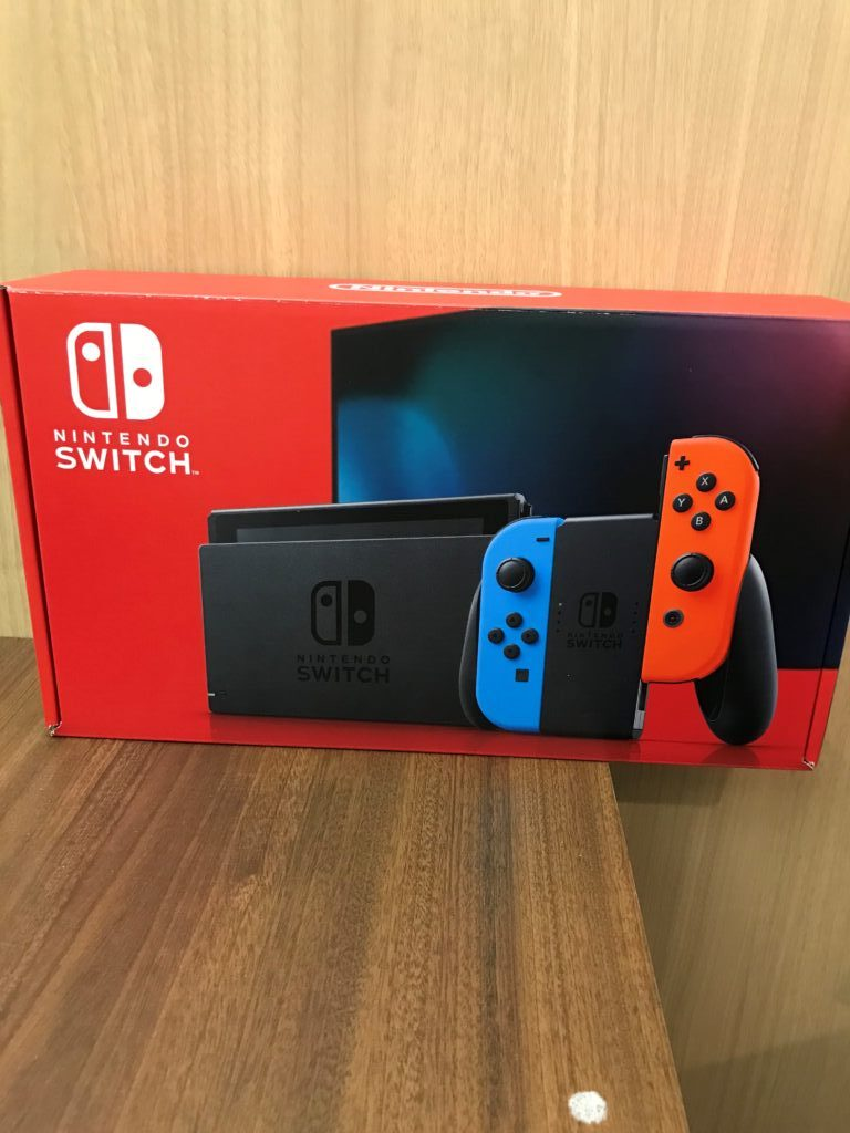 任天堂switch 本体