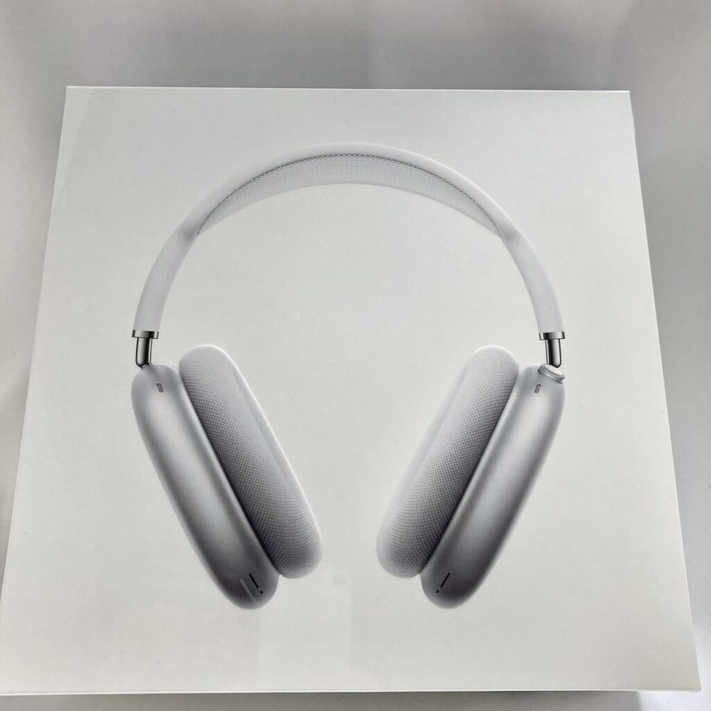 Apple Air Pods Max with Smart Case シルバー ホワイト