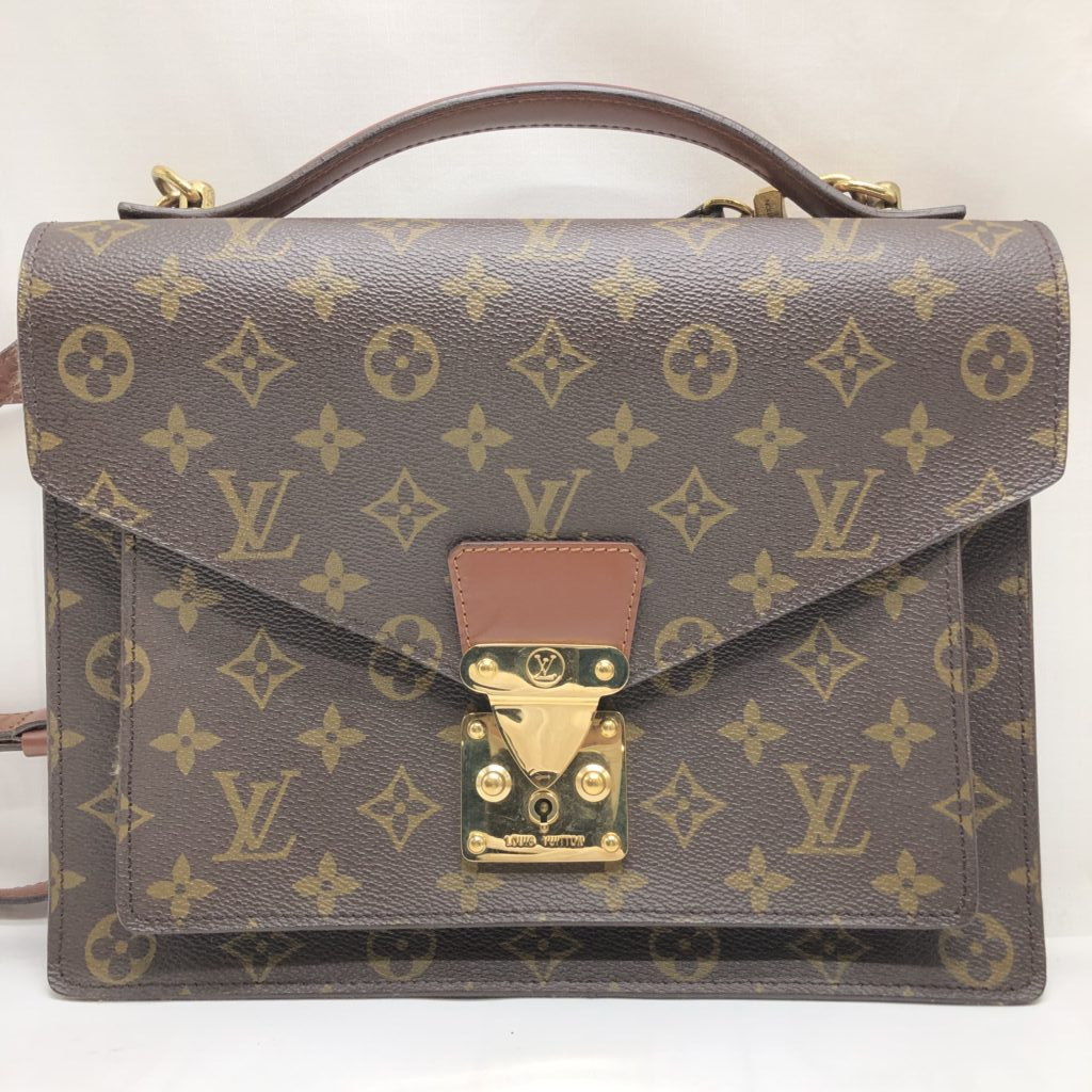LOUIS VUITTON ルイヴィトン モンソー