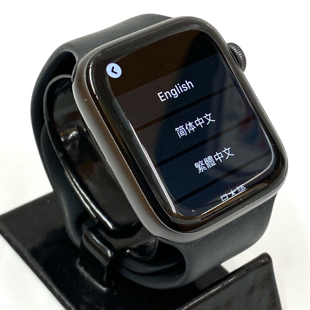 Apple Watch Series 4 GPSモデル 44mm