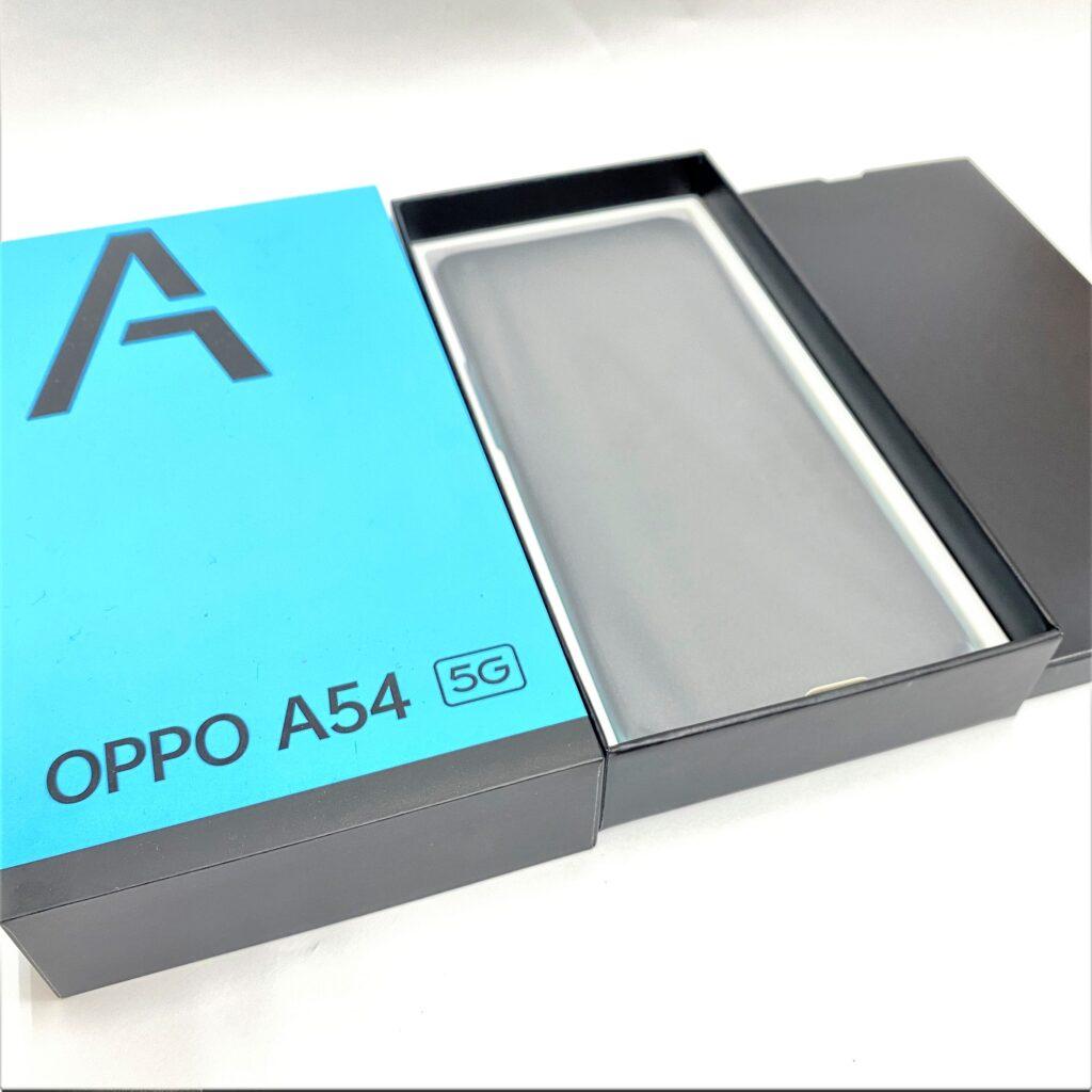 スマートフォン OPPO A54