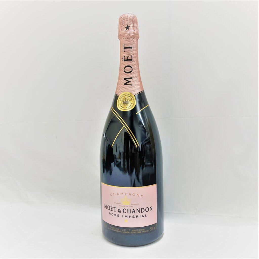 MOET&CHANDON モエ・シャンドン ロゼ ROSE IMPERIAL ピンク 12% 1500ml
