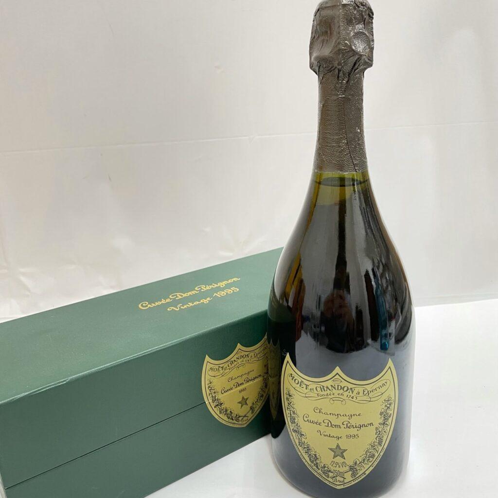 Dom Perignon(ドンペリニヨン) vintage 1995 シャンパン