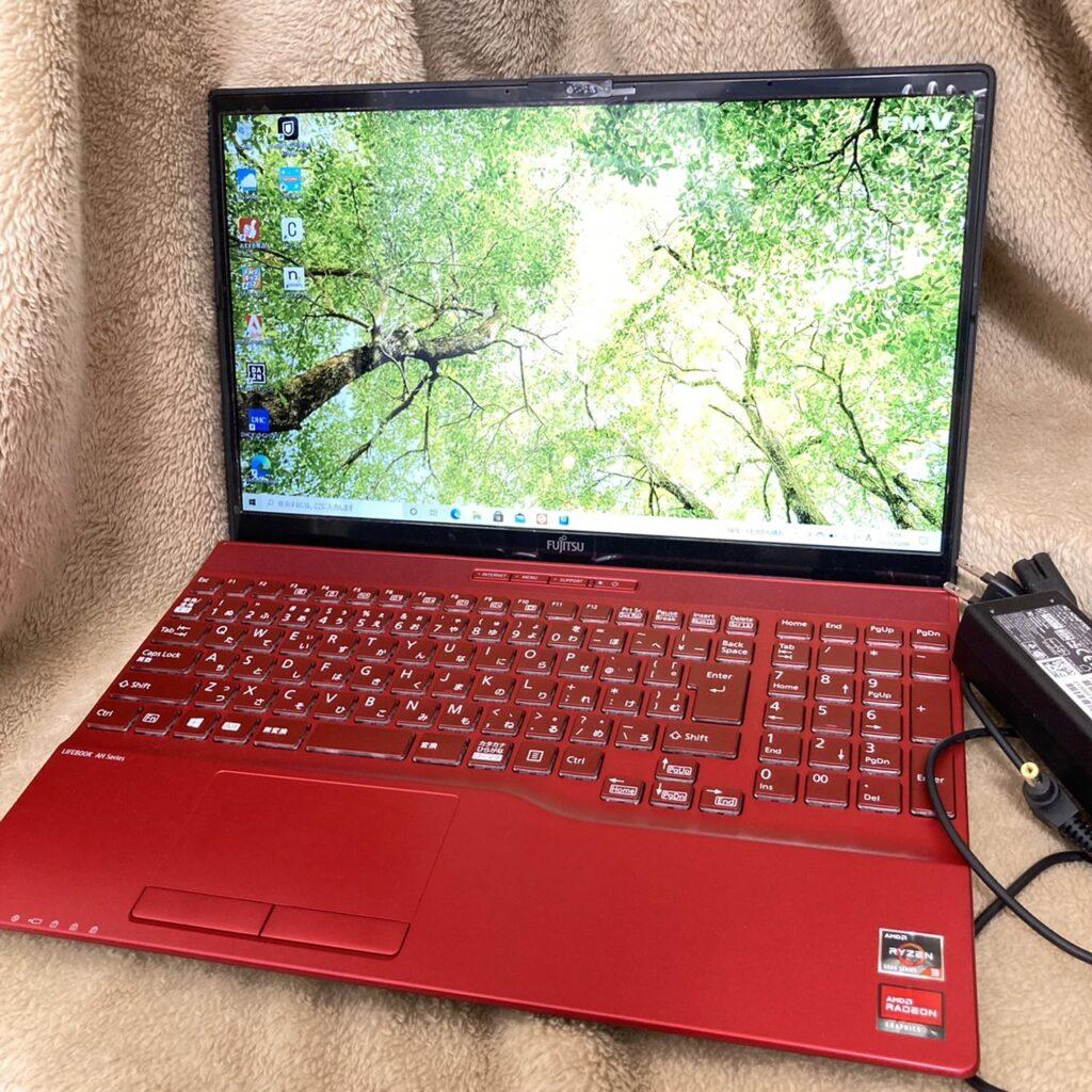 LifeBook AH43/F1 ゲーミングノートPC