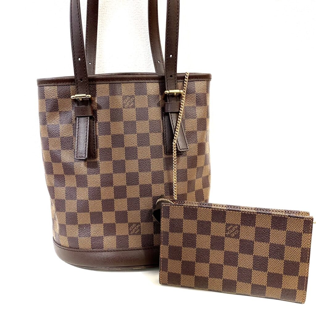 LOUIS VUITTON ルイヴィトン ダミエ バケット