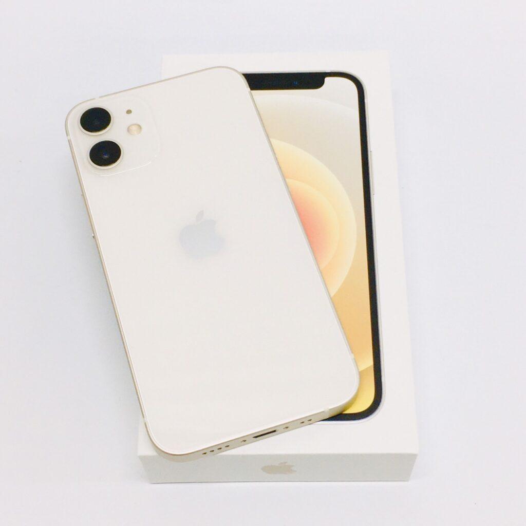 Apple iphone12mini 128GB 未使用