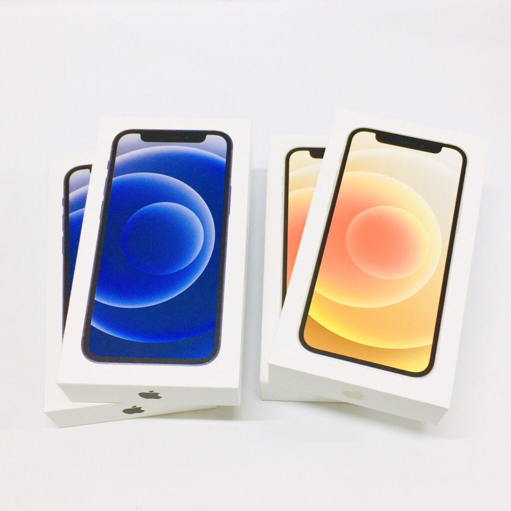 iPhone12mini おまとめ 4台