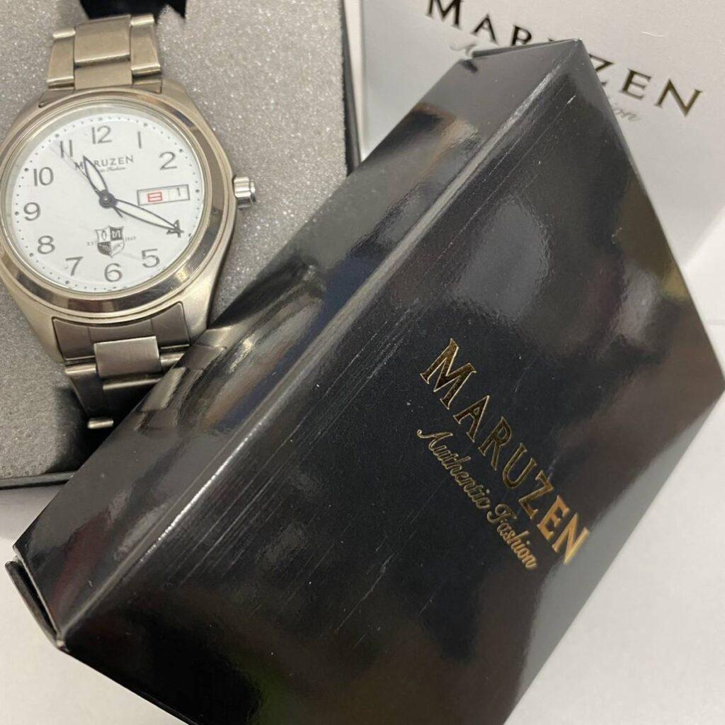 マルゼン 腕時計