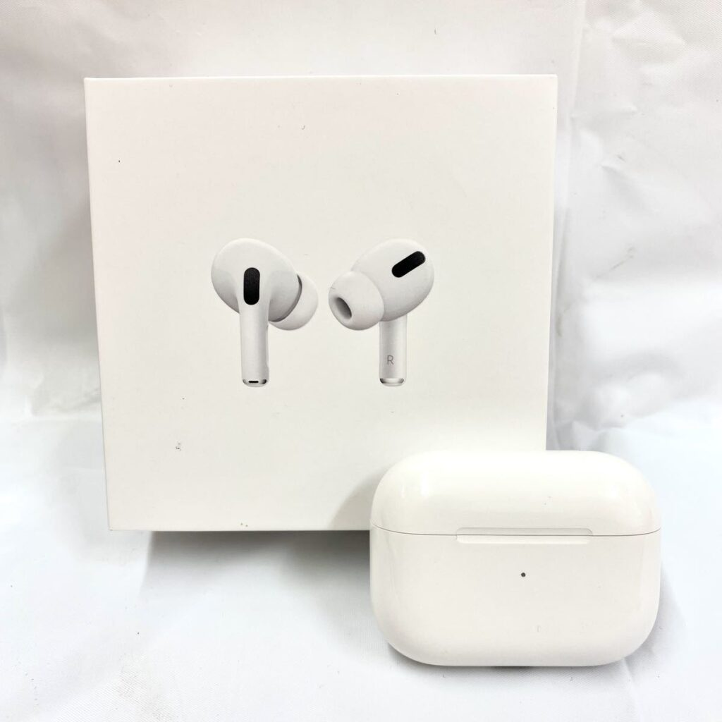 AirPods Pro エアポッズ プロ MWP22J/A