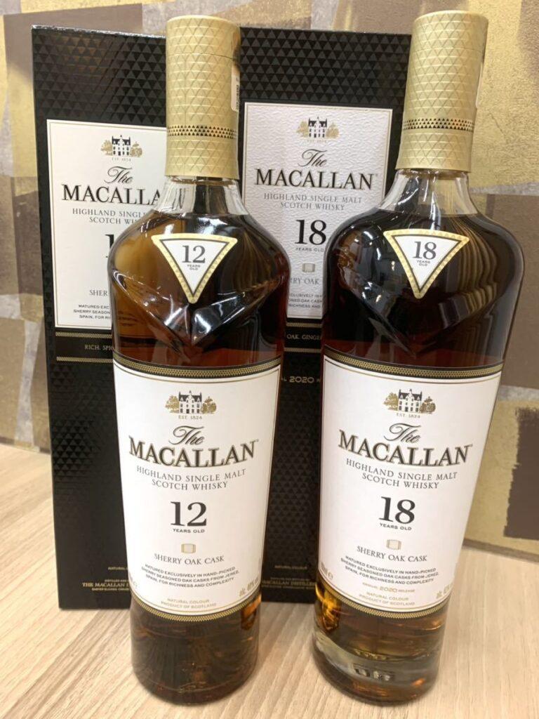 MACALLAN12.18年