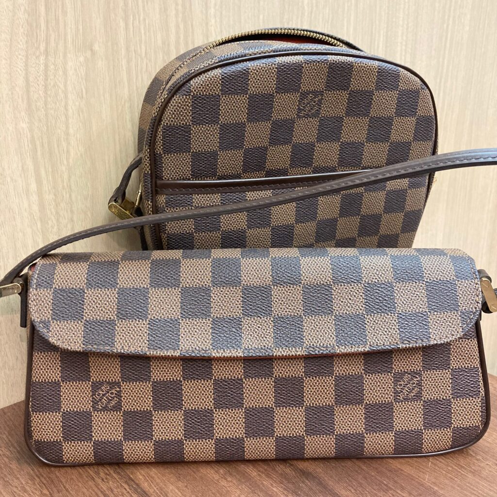 Louis Vuitton レコレーター イパネマ ダミエ バッグ